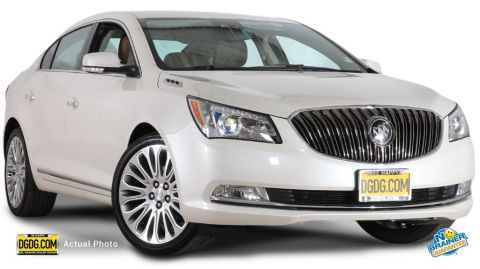 Used Buick LaCrosse Premium 2 Group