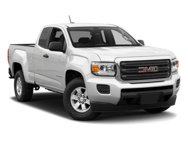 New GMC Canyon Base