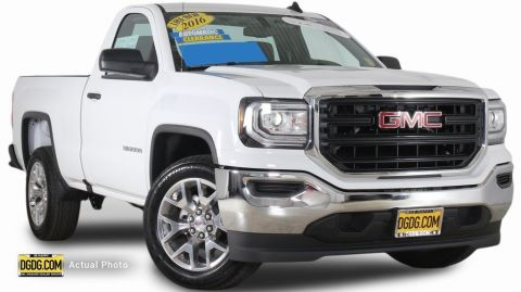 Certified Used GMC Sierra 1500 Base