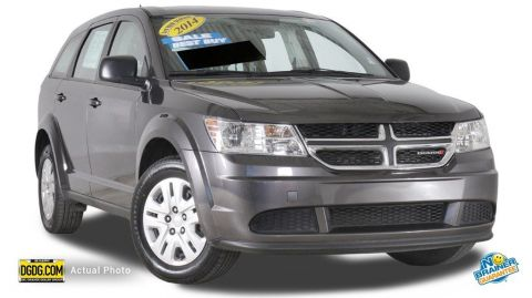 Used Dodge Journey SE